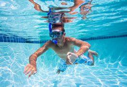 Indoor public swimming pools in Calgary
