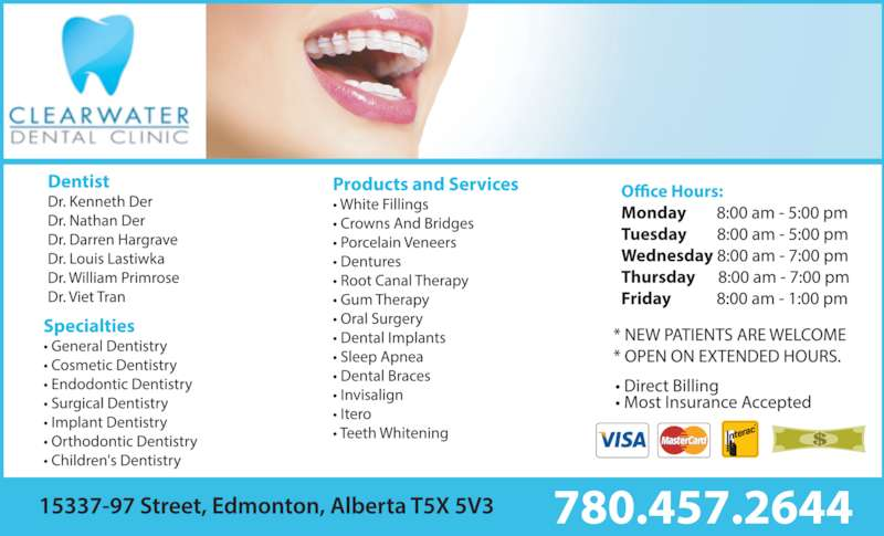 Clearwater Dental Clinic (7804572644) - Display Ad -