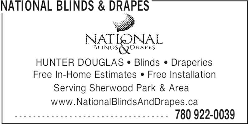National Blinds Drapes Opening Hours