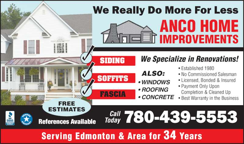 ad Anco Home Improvements