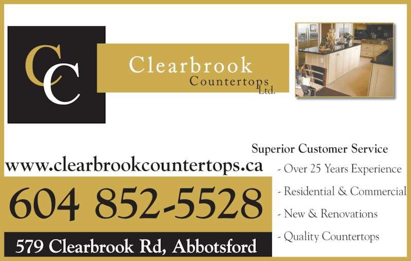 Kitchen Countertops Abbotsford
