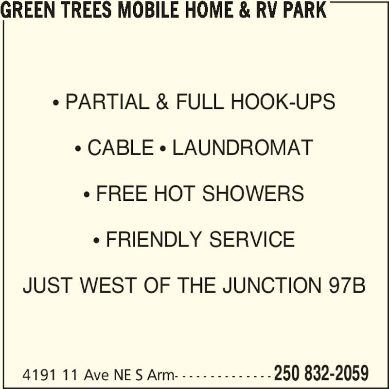 Green Trees Mobile Home RV Park