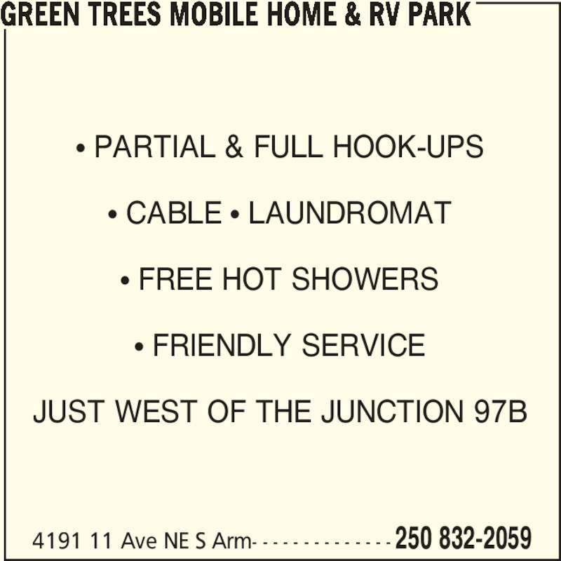 Green Trees Mobile Home Amp RV Park