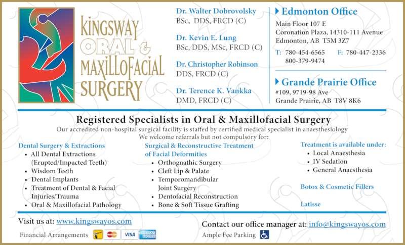 ad Kingsway Oral Surgery