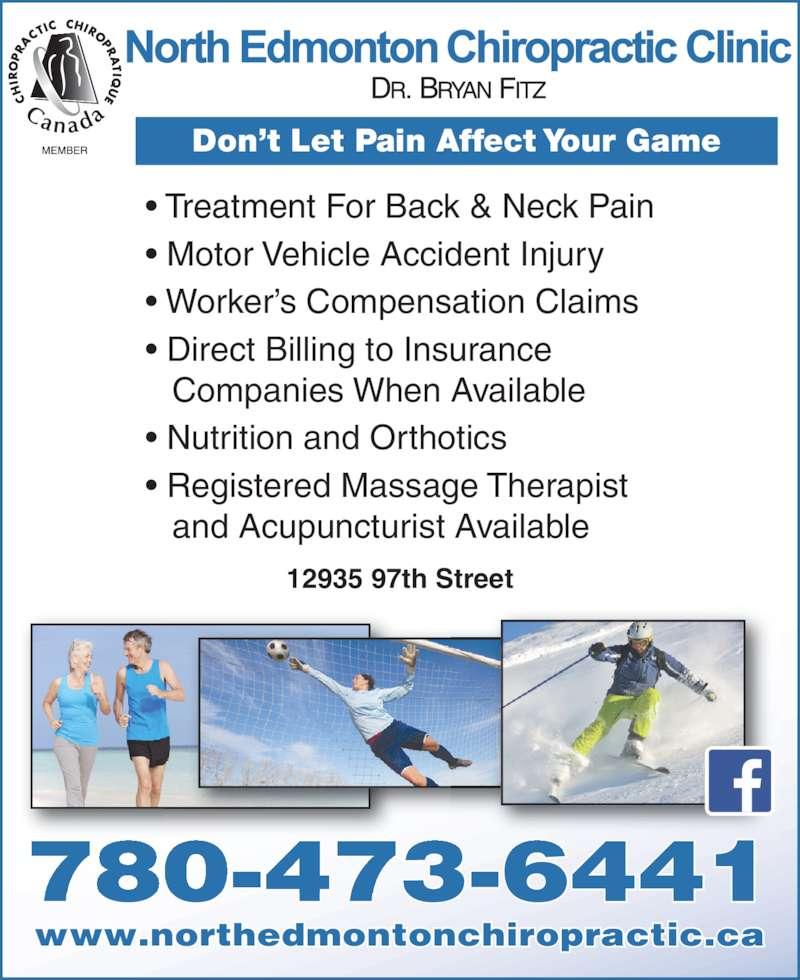 North Edmonton Chiropractic Massage Clinic Opening