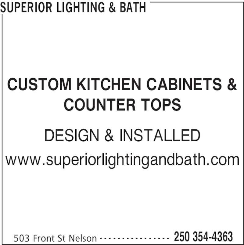 Nelson Bc Kitchen And Bath
