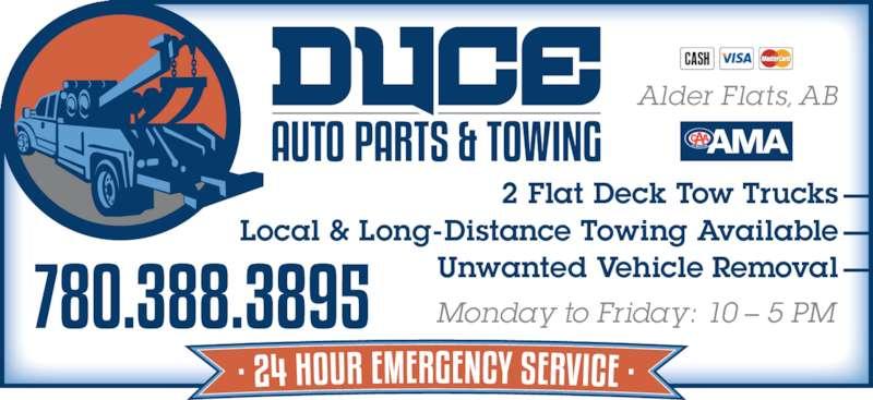 Duce Bumper Car Parts