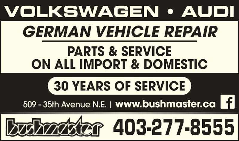ad Bushmaster Ltd