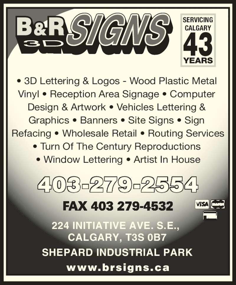 Ads B & R Signs