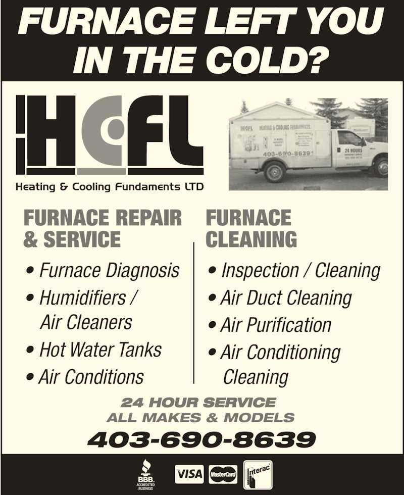 Heating & Cooling Fundaments Ltd - Opening Hours - 160 Del ...