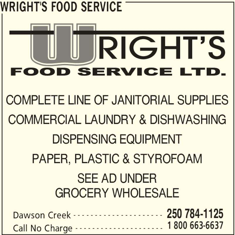 wright foods essays Wright foods is a state-of-the-art aseptic food processing company capable of  creating food products unmatched by any other food producer in the world as the .