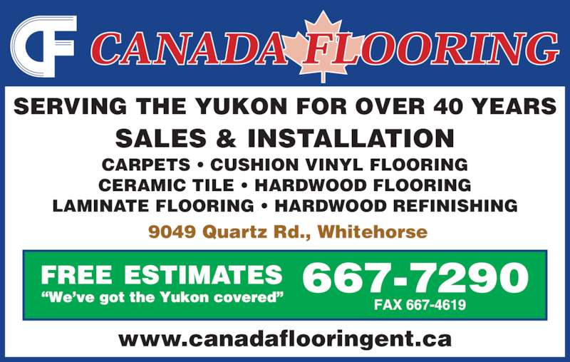 ad Canada Flooring Enterprises Ltd
