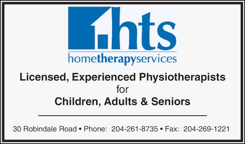 Hts Home Therapy Services
