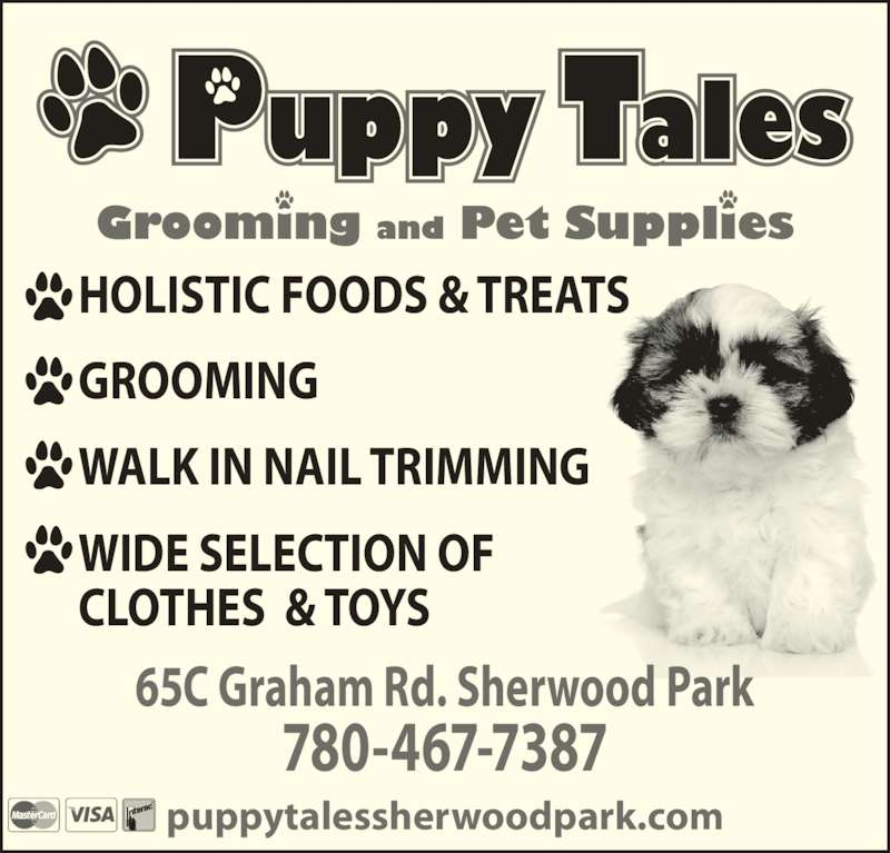 Puppy Tales (7804677387) - Annonce illustrée======= -