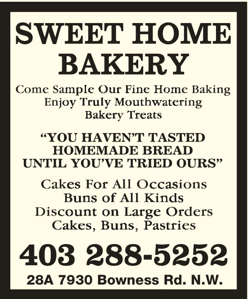 Cakes Calgary Nw