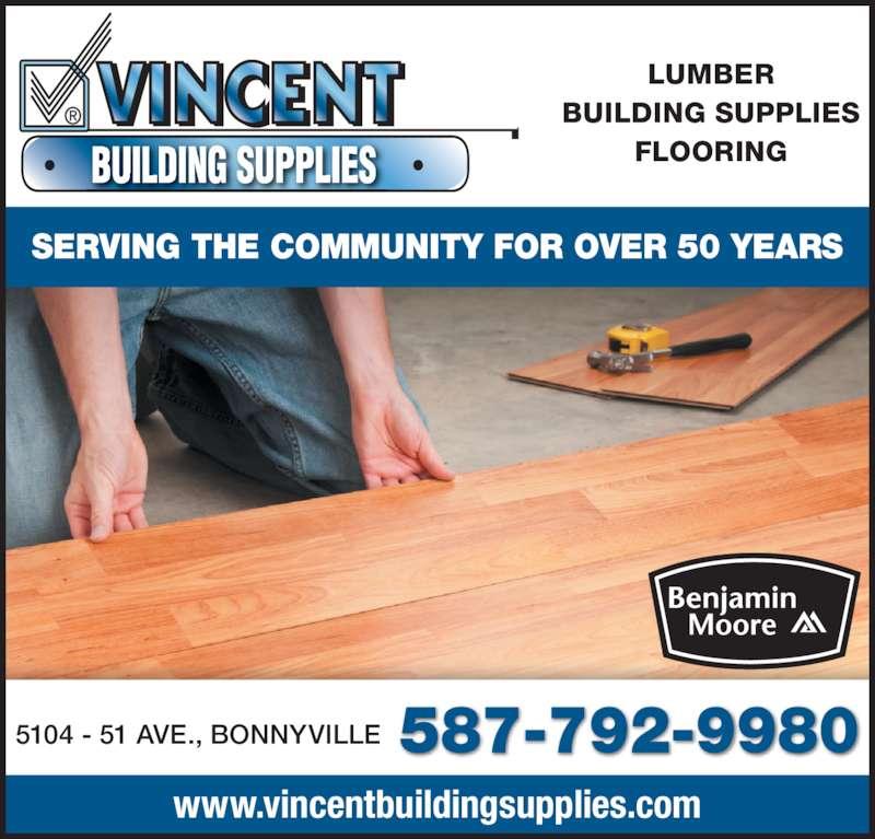 Vincent Building Supplies Bonnyville