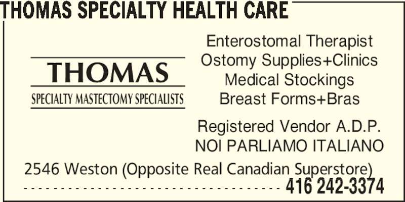 Directory of Breast Prosthesis Manufacturers and Shops