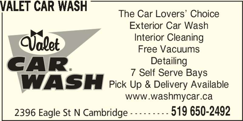 oil gard valet car wash opening hours 2396 eagle st n cambridge on. Black Bedroom Furniture Sets. Home Design Ideas