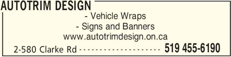 ad Auto Trim Design