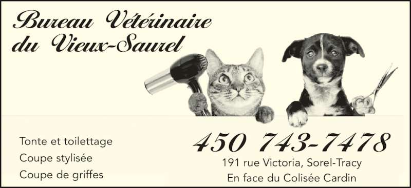 Bureau v t rinaire du vieux saurel sorel tracy qc 191 - Bureau d immigration du quebec a paris ...