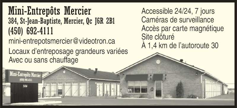 ad Mini-Entrepôts Mercier