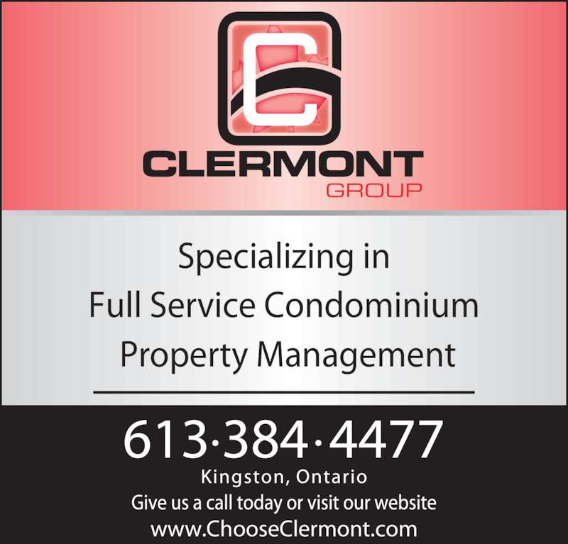Clermont Property Management Kingston ON 1391 Midland