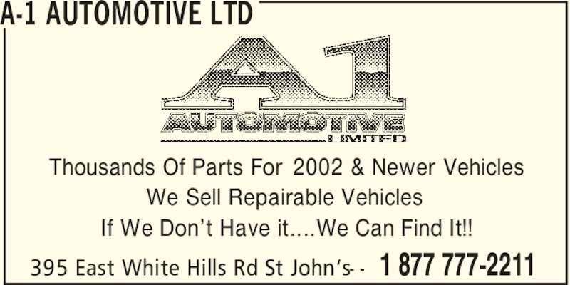 White Acre Rd Car Parts