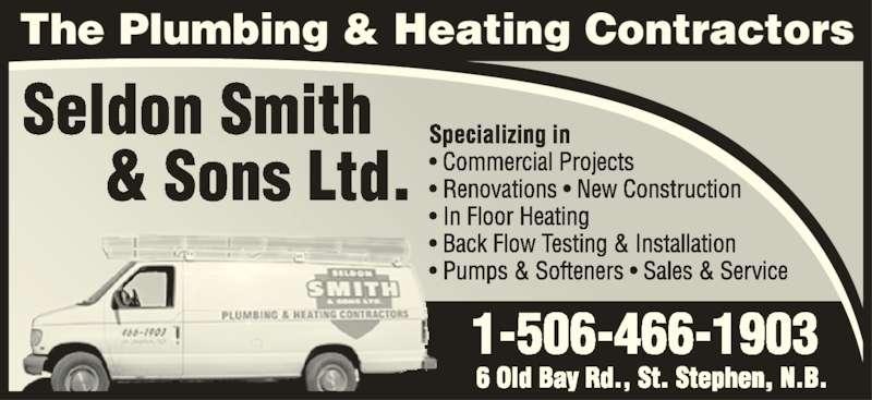 smith seldon sons limited oak bay nb 6 old bay rd. Black Bedroom Furniture Sets. Home Design Ideas