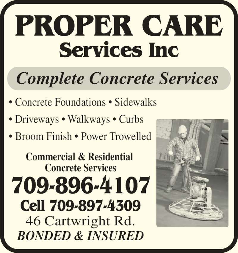Proper Care Services Happy Valley Goose Bay Nl 46