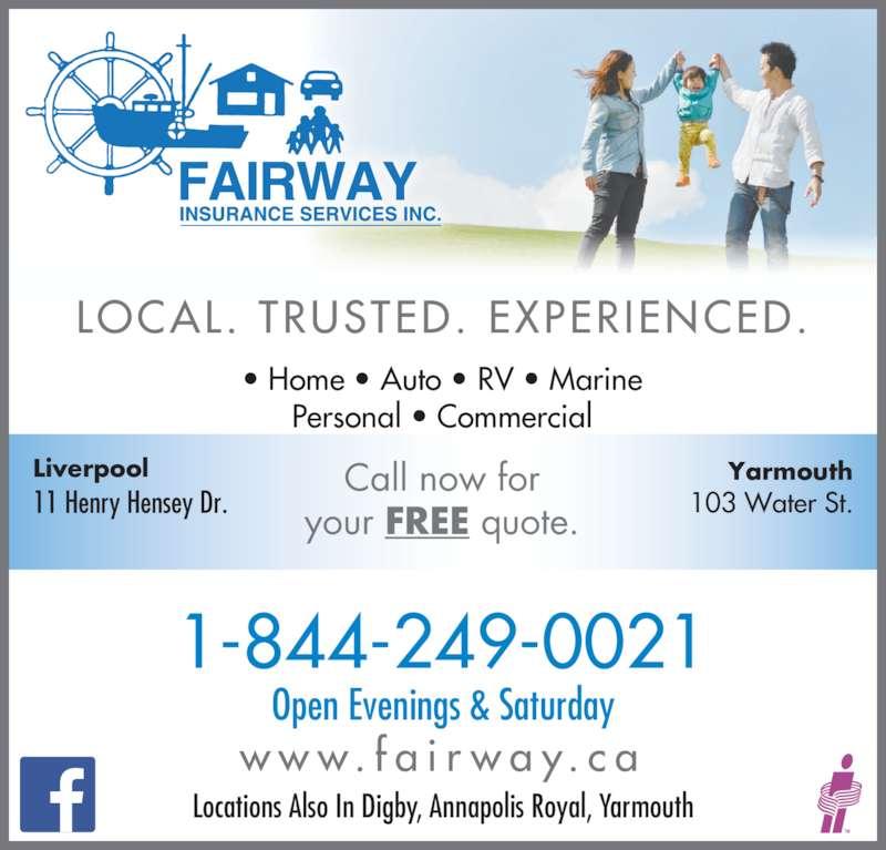 Fairway Travel Services Inc