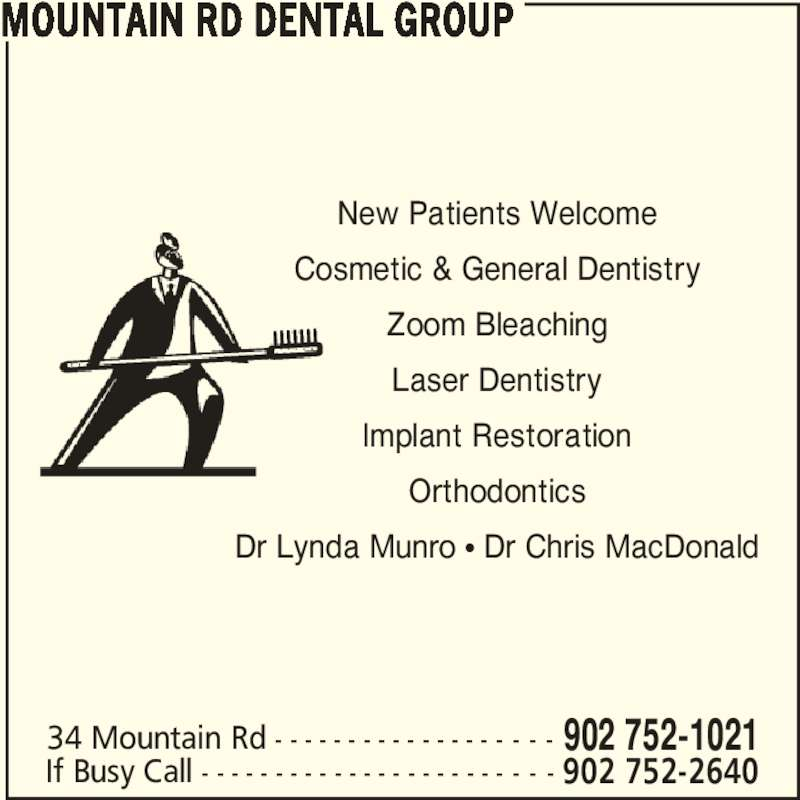 Mountain Rd Dental Group Opening Hours 34 Mountain Rd