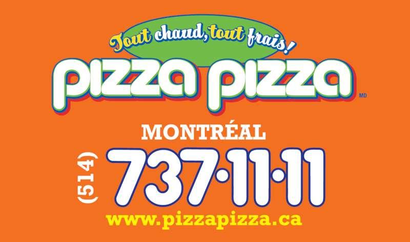 Pizza Pizza (5147371111) - Annonce illustrée======= -