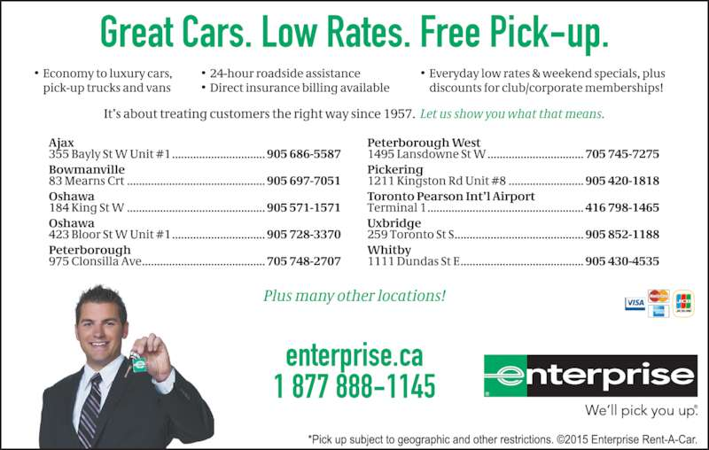 Best Place To Rent Car In Toronto