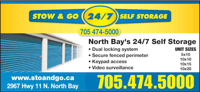 Sto go north bay on 2967 hwy 11 n canpages for 24 hour tanning salon near me