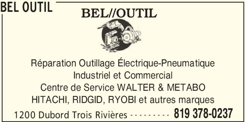 Bel outil 1200 rue dubord trois rivi res qc for Reparation porte et fenetre trois rivieres