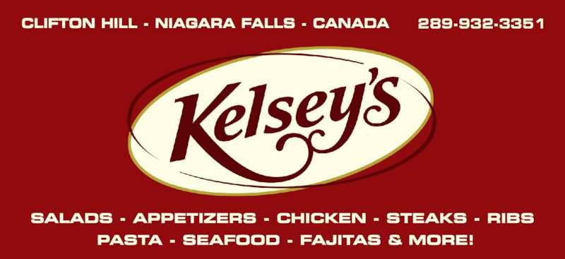 Kelsey's (9053530051) - Annonce illustrée======= - 289-932-3351