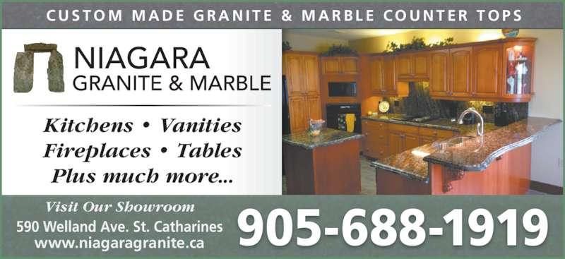 Kitchen Countertops Prices Niagara