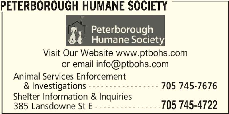 Ottawa Dog Rescue Phone Number