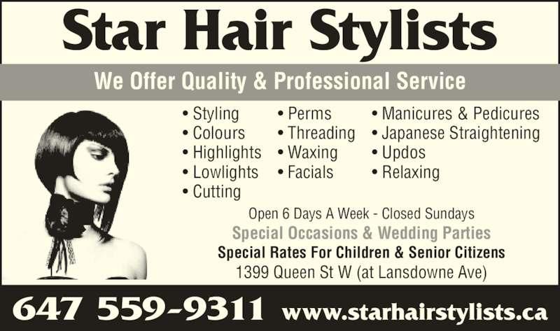 Ads Star Hair Stylists