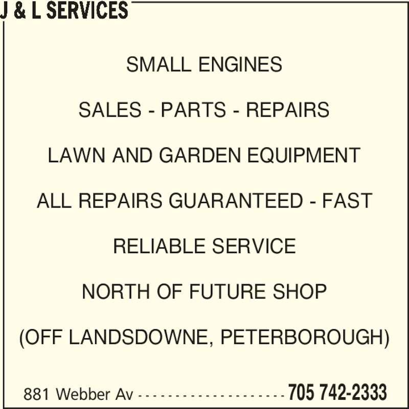 Ads J&L Services