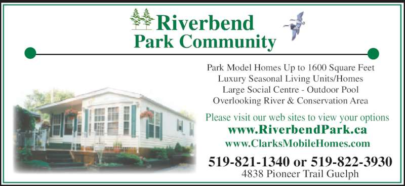 River Bend Park Pioneer Trail Guelph ON 4838 Pioneer Trl