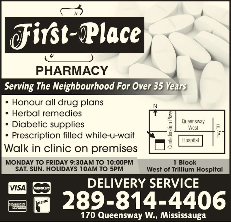 ad First Place Pharmacy