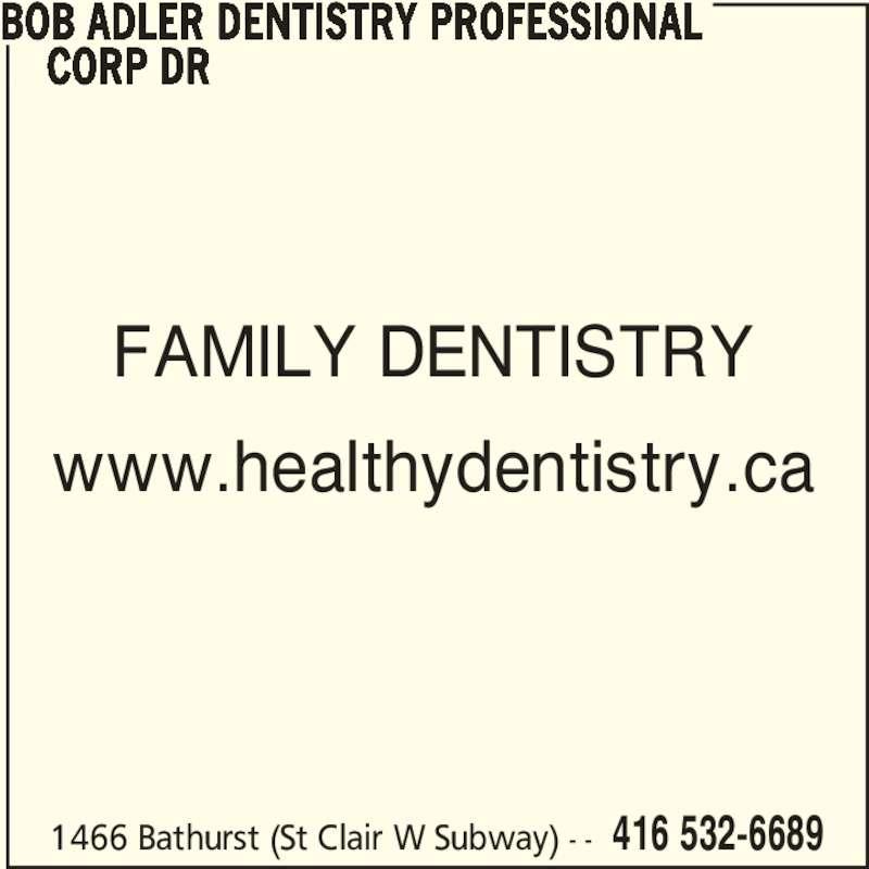 Ads Adler Bob Dr