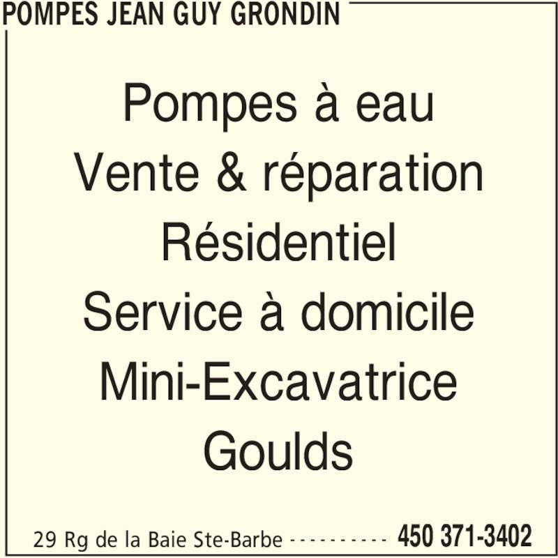 Grondins coupons