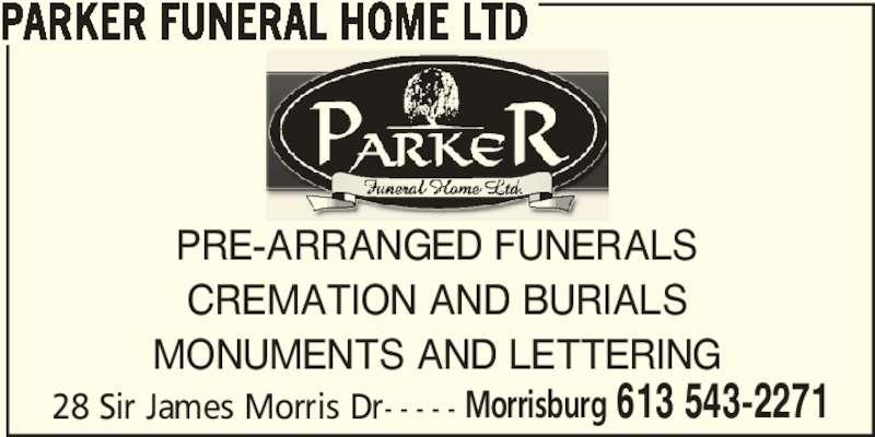 Morrisburg Funeral Home