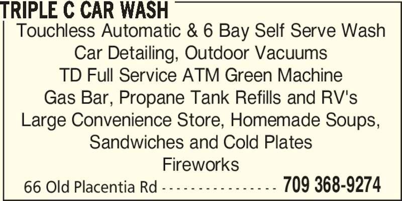 Car Wash Montreal Self Service