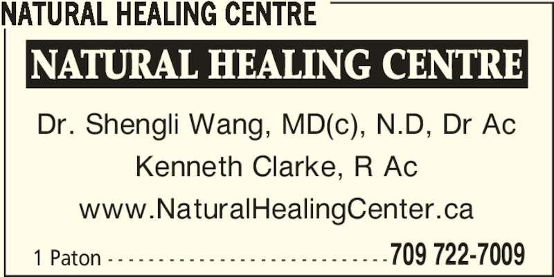 Natural Healing Centre 80