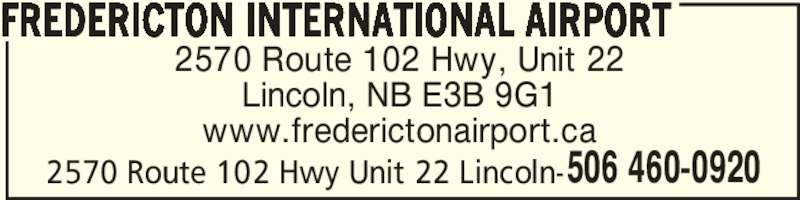 National Car Rental Fredericton Airport