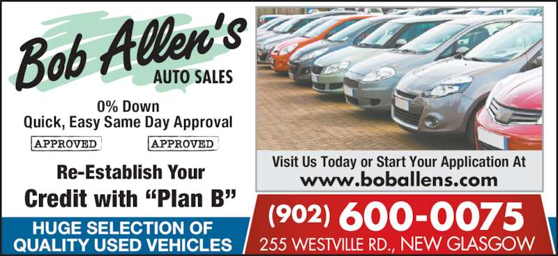 Allen S Auto Body New Glasgow Ns 255 Westville Rd