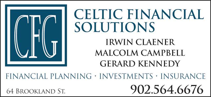 Celtic financial solutions irwin claener sydney ns for 100 mural street richmond hill